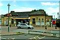 SU7239 : Alton Railway Station, Station Road by P L Chadwick