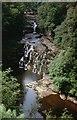 NS8841 : Falls of Clyde by Derek Harper
