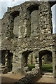 SU6204 : Richard II's Palace, Portchester Castle by Philip Halling