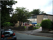 SK0573 : Buxton Health Centre, Bath Road by Peter Barr