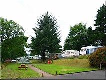 NN0776 : Linnhe Holiday Park by Johnny Durnan