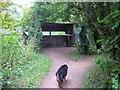 SP9113 : Approaching the Ken Jackson Hide, Tringford Reservoir by Chris Reynolds