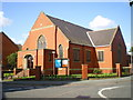 SO9199 : Baptist Tabernacle Church, Whitmore Reans by Richard Law