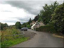 NT4933 : Cottages at Boleside by James Denham