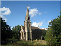 TQ9258 : St Catherine Church, Down Court Road, Kingsdown, Kent by Oast House Archive