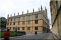 SP5106 : The Bodleian Library by Steve Daniels