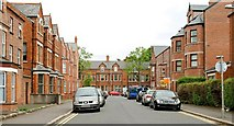 J3372 : Eglantine Place, Belfast by Albert Bridge
