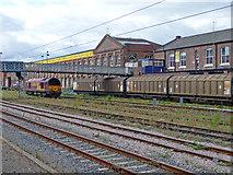 SE5703 : Doncaster Station by Christine Matthews