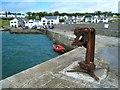C2440 : Pier, Portsalon by Rossographer