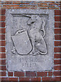 TL7722 : Plaque at the entrance to King Georges Playing Field by Adrian Cable