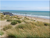 TQ9618 : Camber Sands by Chris Whippet