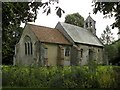 TL6452 : St. Peter: the parish church of Carlton by Robert Edwards