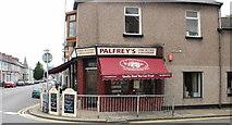 ST3288 : Palfrey's  Butchers , Church Road , Newport by Jaggery