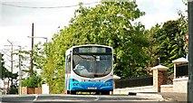 J2153 : Bus, Dromore by Albert Bridge