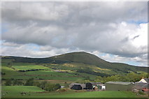 NS6714 : Corsencon hill by Scott