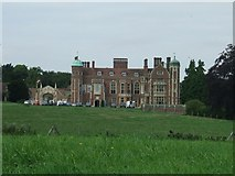 TL3960 : Madingley Hall by Keith Evans