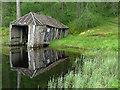 NN9125 : Loch Meallbrodden Boathouse by Dr Richard Murray