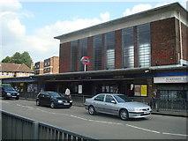 TQ1979 : Acton Town Underground Station by Stacey Harris
