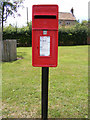 TM3958 : The Green Postbox by Geographer