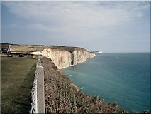 TQ4200 : Peacehaven Heights & Friars Bay by Paul Gillett
