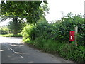 ST7626 : Quarr: postbox № SP8 81 by Chris Downer