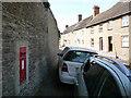 ST7318 : Stalbridge: postbox № DT10 37, Church Hill by Chris Downer