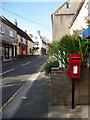 ST7814 : Sturminster Newton: postbox № DT10 175, Bridge Street by Chris Downer