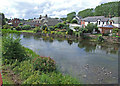 NY5228 : River Lowther by Dennis Turner