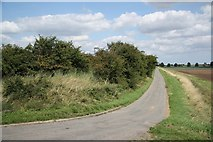 TF3234 : Low Mill Lane by Richard Croft