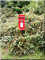 TM3859 : Wadd Lane Postbox by Geographer