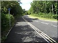 ST6277 : Road adjacent to UWE and the Stoke Park Estate by Brett Norris