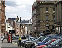 NZ2564 : Grey Street, Newcastle Upon Tyne by wfmillar
