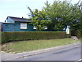 TG4600 : Fritton Village Hall by Adrian Cable