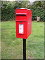 TM4169 : Post Office Postbox, The Street, Darsham by Geographer