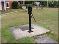 TM4267 : Middleton Village Pump by Adrian Cable