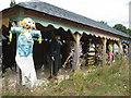 SJ4189 : Scarecrow Exhibition by Sue Adair