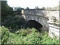 SJ8910 : Stretton Bridge over River Penk by John M