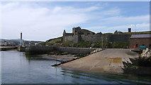SC2484 : Peel Castle by Richard Hoare