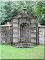 SD4984 : Levens Hall Garden Folly by Paul Brooker