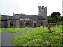 ST3011 : St Nicholas Church, Combe St Nicholas by Maigheach-gheal