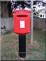 TM4360 : Judith Avenue Postbox by Adrian Cable