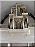 TM3959 : The Organ of St.John the Baptist Church, Snape by Geographer