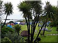 NR5267 : Hotel camping field for The Isle of Jura Fell Race by Andrew Curtis
