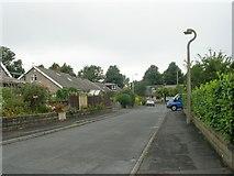 SE1020 : Laurel Close - Victoria Road by Betty Longbottom