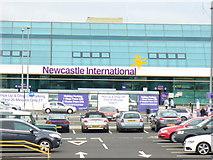 NZ1871 : Newcastle International by Colin Smith