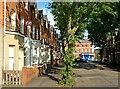 J3472 : Collingwood Avenue, Belfast by Albert Bridge