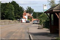 SK7767 : Weston Village by roger geach