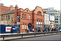 O1634 : The Dublin City Coroner's Court and site of the City Morgue by Eric Jones