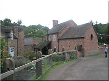 SJ6903 : A murky summer morning at Blists Hill Open Air Museum by Basher Eyre