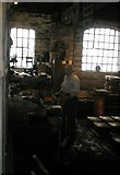 SJ6903 : Inside a workshop at Blists Hill Open Air Museum (3) by Basher Eyre